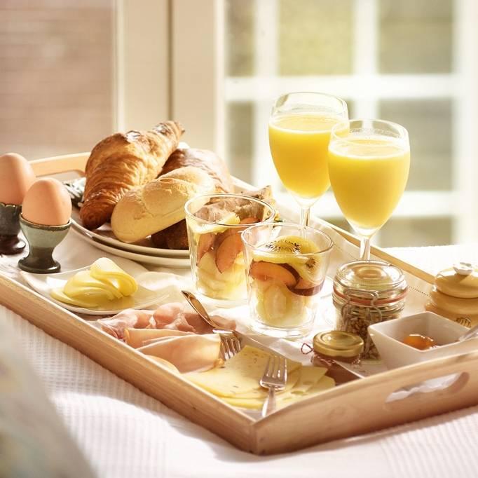 De Luthiers Bed & Breakfast Dordrecht ontbijt