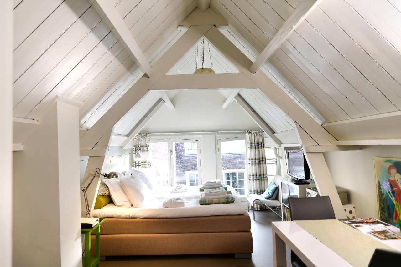 Kamer Kamer 2 De Luthiers Bed & Breakfast Voorstraat 13 Dordrecht
