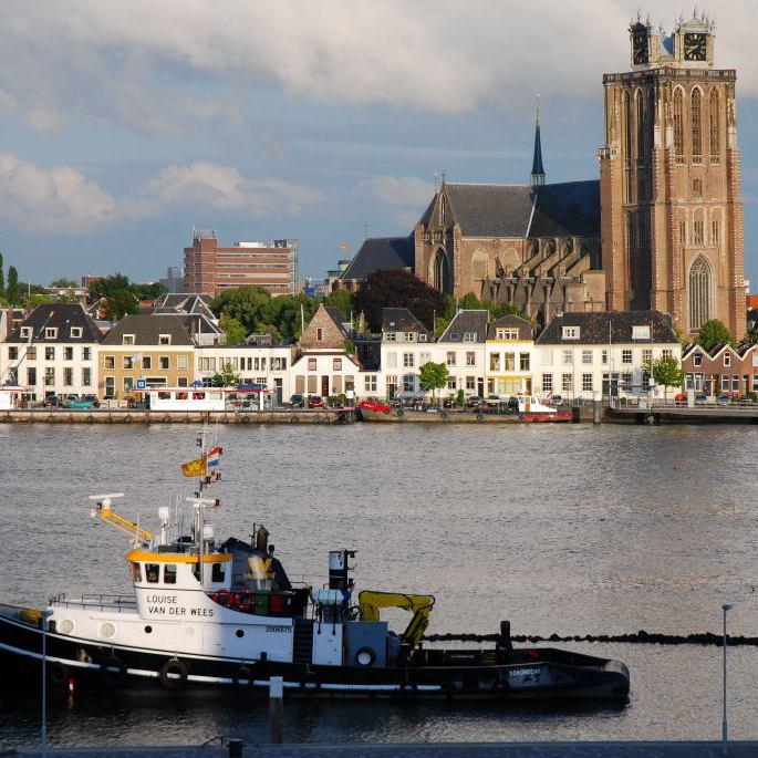 Grote Kerk Dordrecht Fotograaf Frits Baarda
