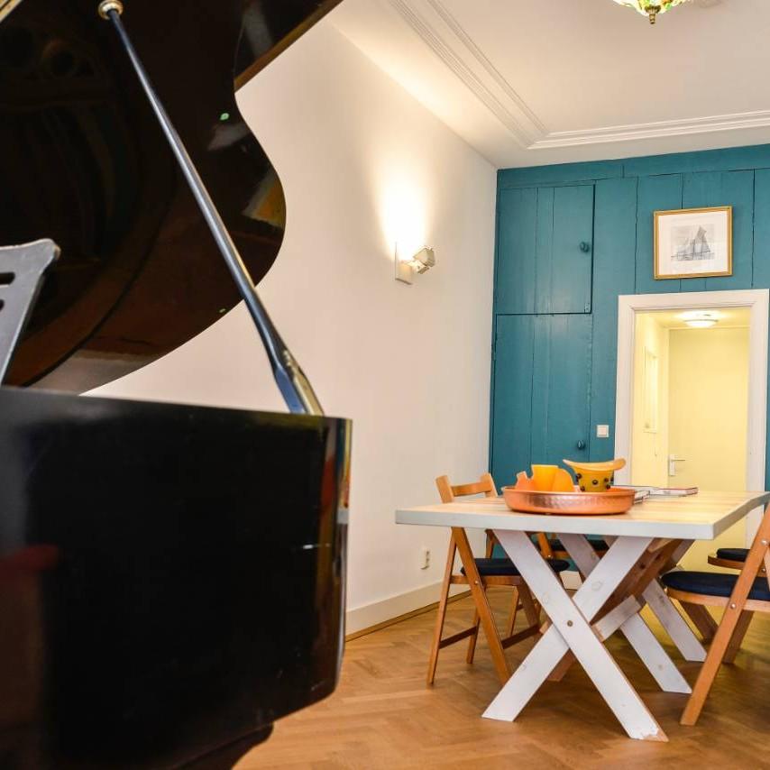 muziekkamer De Luthiers Bed & Breakfast Voorstraat 13 Dordrecht