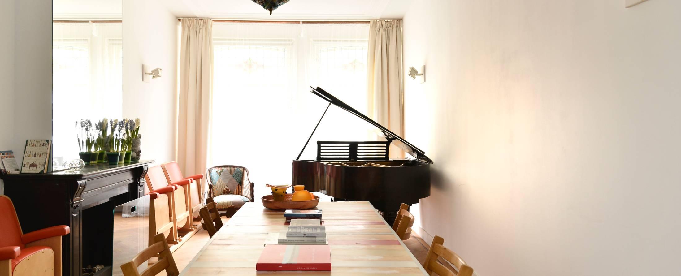 muziekkamer vergaderruimte De Luthiers Dordrecht