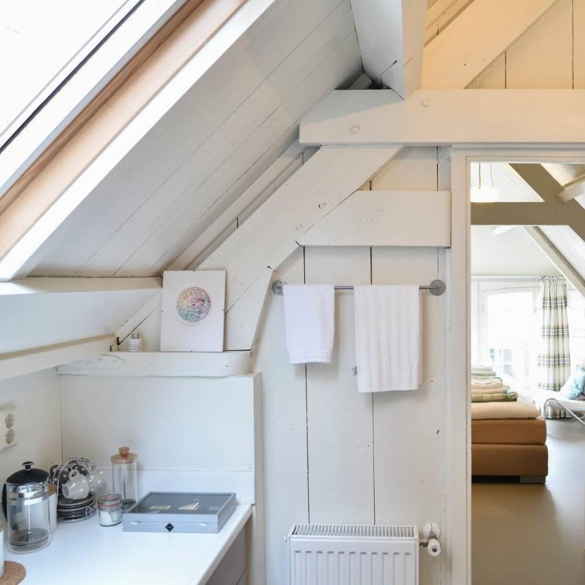 keuken De Luthiers Bed & Breakfast Voorstraat 13 Dordrecht